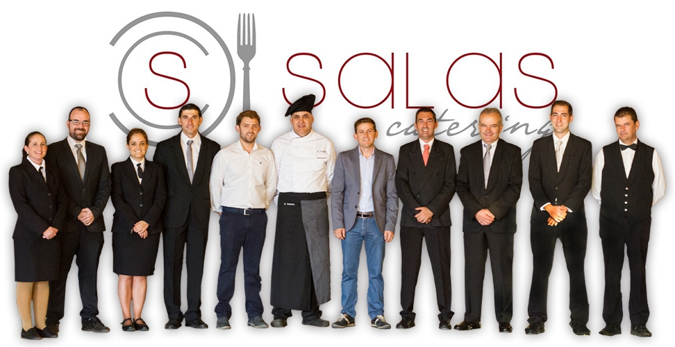 equipo Catering Salas